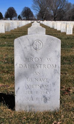 Jeroy William Dahlstrom
