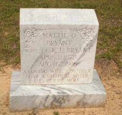 Mattie O. <I>Crawford</I> Bryant