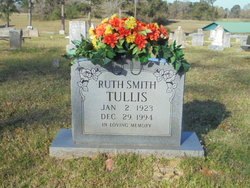 Ruth <I>Smith</I> Tullis
