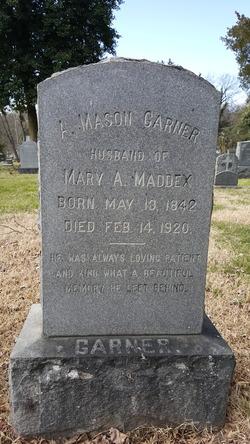 A. Mason Garner