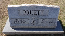 Ruth Aslee <I>Owen</I> Pruett