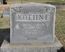 Mary Alice <I>Gibson</I> Koehne