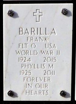 Phyllis M. Barilla