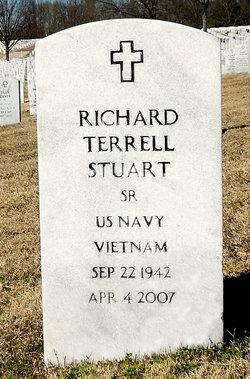Richard Terrell Stuart
