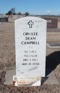 Orville Dean Campbell