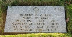 Robert Dimick Curtis