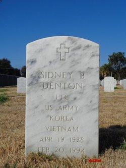 Sidney H Denton
