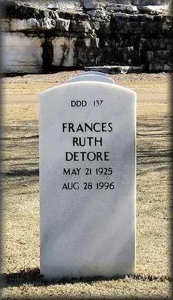 Frances Ruth Detore