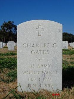Charles G Gates