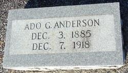 Ado Gaston Anderson