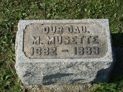 M. Musette Adams