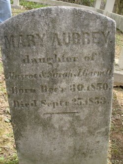 Mary Aubrey Garnett