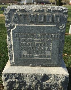 Priscilla Ann <I>Kelly</I> Atwood