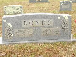 Joyce Lamyrl <I>Burd</I> Bonds