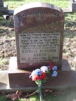 Estelle Rosanne Amon