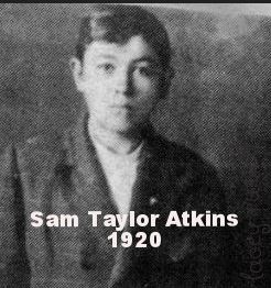 "Samuel Taylor ""Sam"" Atkins"