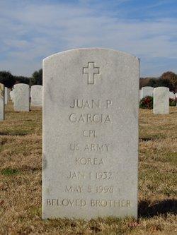 Juan P Garcia