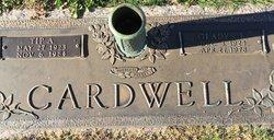 Gladys <I>Evans</I> Cardwell
