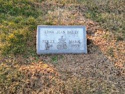 Edna Jean Bailey