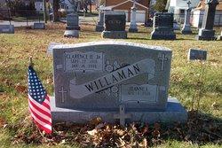 Jeanne Louise <I>Stephan</I> Willaman