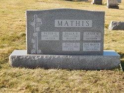 Della B <I>Milheizler</I> Mathis