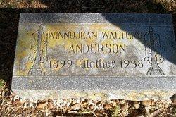 Winnojean <I>Walters</I> Anderson