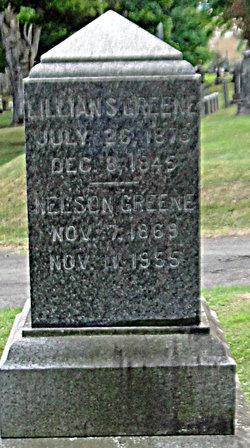 Lillian Currier <I>Steinert</I> Greene