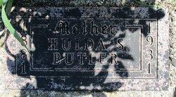 Hulda S Butler
