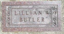 Lillian W Butler