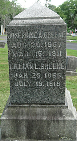 Lillian Lester Greene