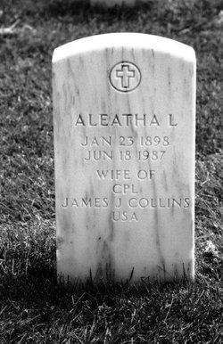 Althea L Collins