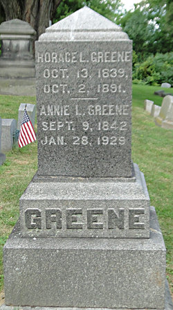 Horace Lester Greene