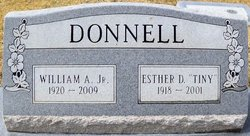 "William Abner ""Don"" Donnell, Jr"