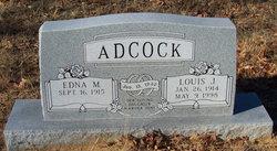Edna M. Adcock