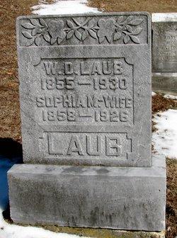 William Dietrich Laub