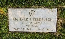 Richard F Feldpusch