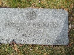 Joseph E Garbien