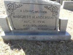 Margrett H. Anderson