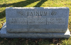 Walter Newton Bainum