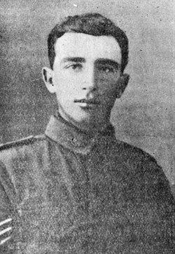 Sergeant Philip Eric Kemp Devine