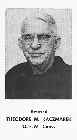 Fr Theodore Kaczmarek