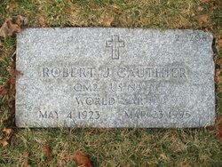 Robert J Gauthier