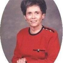 Betty <I>Strickland</I> Hendrickson