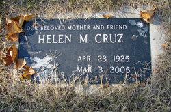 Helen M. <I>Casias</I> Cruz