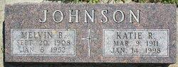 Melvin B Johnson