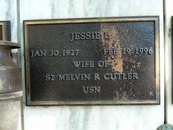 Jessie L Cutler