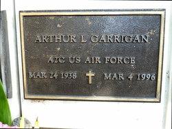 Arthur L Garrigan