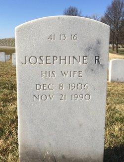 Josephine R Garvey