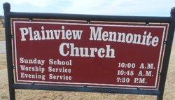 Plainview Mennonite Cemetery