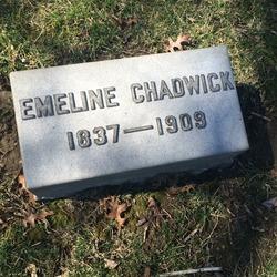 Emiline <I>Compton</I> Chadwick